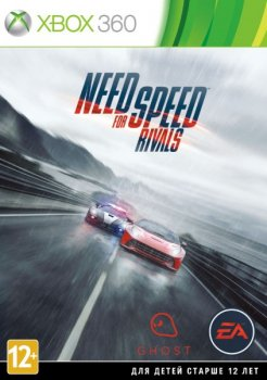 [XBOX360]Need for Speed: Rivals [Region Free/RUSSOUND] (XGD3) (LT+ 3.0)