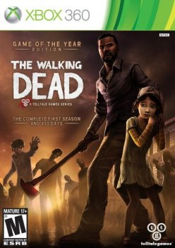[XBOX360]The Walking Dead: Game of the Year Edition [Region Free/ENG]