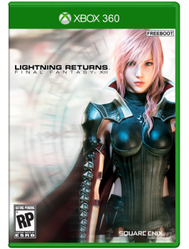 [JTAG/FULL] Lightning Returns: Final Fantasy XIII [GOD/JAP]