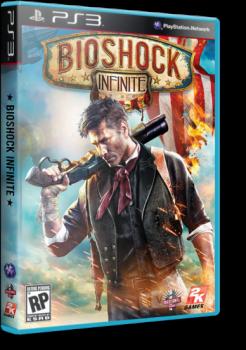 [PS3]BioShock Infinite + ALL DLC [EUR/RUS] [Repack]