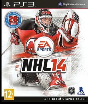 [PS3]NHL 14 [EUR/RUS] 3K3Y