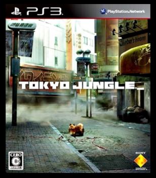 [PS3]Tokyo Jungle [PAL] [RUS/ENG] [Repack] [1xDVD5]