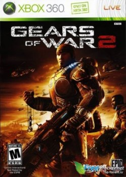 [XBOX360][JTAG/FULL] Gears of War 2 [GOD/RUS]