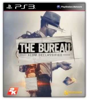 [PS3]The Bureau : XCOM Declassified [RUS] [Repack] [2xDVD5]