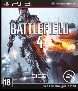 [PS3]Battlefield 4 Premium [PAL] [RUS\ENG] [Repack] [3xDVD5]