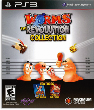 [PS3]Worms: The Revolution Collection [FULL] [ENG] [4.50]