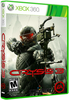 [XBOX360][JTAG/FULL] Crysis 3 [JtagRip/Russound]