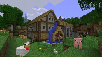 [PS3]Minecraft: PlayStation 3 Edition [RUS] [Repack]