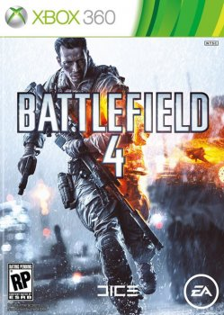 [XBOX360]Battlefield 4 [JtagRIP / RUSSOUND] NO HDD & 4 GB HDD EDITION