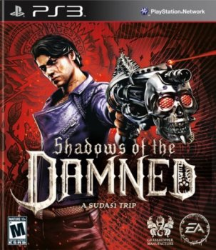 [PS3]Shadows of the Damned [USA/RUS] [3K3Y]