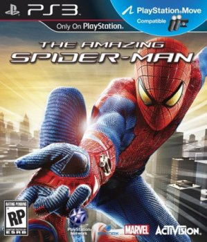 [PS3]The Amazing Spider-Man [EUR/RUS] [3K3Y]