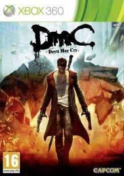 [XBOX360][JTAG/FULL] DmC: Devil May Cry [JtagRip/Rus] [Repack]