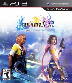 [PS3]Final Fantasy X | X-2 HD [PAL] [ENG] [Repack] [2xDVD5 и 2xDVD9]
