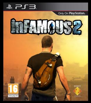 [PS3]InFamous 2 [PAL] [RUS] [Repack] [3хDVD5]