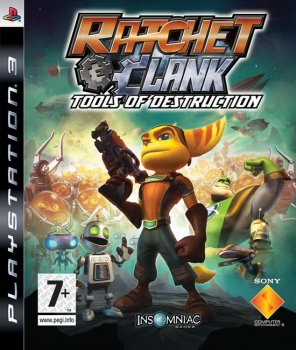 [PS3]Ratchet & Clank Future: Tools of Destruction [EUR/ENG]