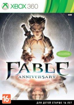 [XBOX360]Fable Anniversary [Region Free/RUS] (XGD3) (LT+3.0)