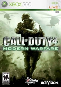 [XBOX360][JTAG/FULL] Call of Duty: Modern Warfare [JtagRip/Russound]