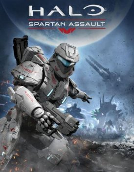 [XBOX360][ARCADE] Halo: Spartan Assault [RUS]