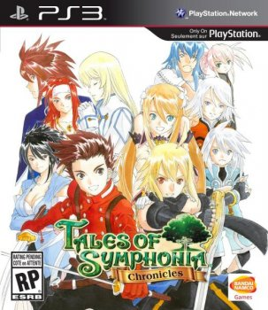 [PS3]Tales of Symphonia Chronicles [USA/ENG]