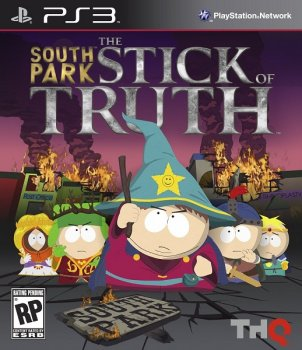 [PS3]South Park The Stick of Truth [USA/ENG] [iMARS]