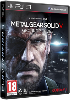 [PS3]Metal Gear Solid V: Ground Zeroes [USA/ENG] [MULTI-8]