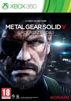 [XBOX360]Metal Gear Solid V: Ground Zeroes [PAL, NTSC-U/RUS]
