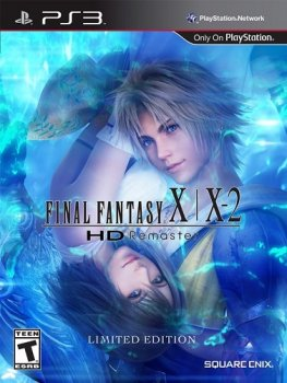 [PS3]Final Fantasy X | X-2 HD Remaster [EUR/ENG]