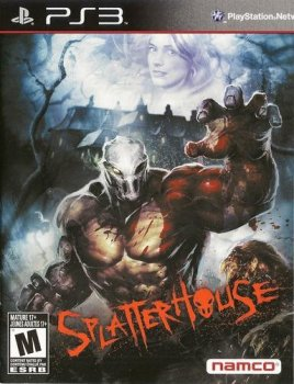 [PS3]Splatterhouse [EUR] [RePack] [2010|Rus]