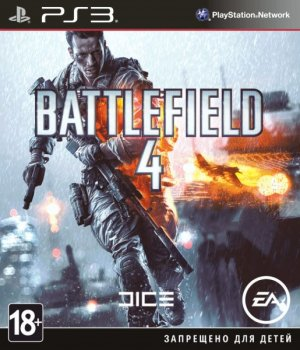 [PS3]Battlefield 4 Premium [PAL] [RUS\ENG] [Repack] [3xDVD5]