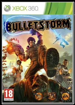 [XBOX360][JTAG/FULL] Bulletstorm [JtagRip/Rus]