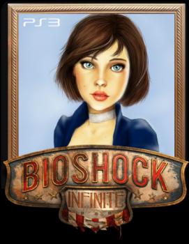 [PS3]BioShock Infinite [RUS] [Repack] [2xDVD5]