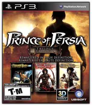 [PS3]Prince of Persia: Trilogy 3D [EUR\ENG] [RePack] [3xDVD5]