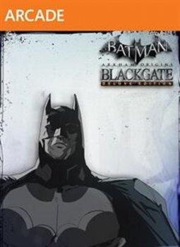 [XBOX360][ARCADE] Batman: Arkham Origins - Blackgate Deluxe Edition [RUS]