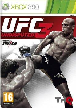 [XBOX360][JTAG/FULL] UFC Undisputed 3 [Region Free / RUS]