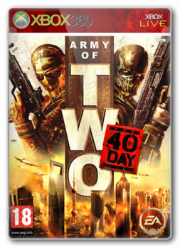 [XBOX360]Army Of TWO: The 40th Day (2010) XBOX360