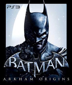 [PS3]Batman: Arkham Origins [PAL] [RUS\ENG] [Repack] [3хDVD5]