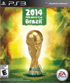 [PS3]2014 FIFA World Cup Brazil [USA/ENG]