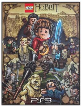 [PS3]LEGO The Hobbit [EUR] [RUS\ENG] [Repack] [3xDVD5]