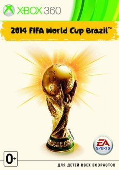 [XBOX360][JTAG][FULL] 2014 FIFA World Cup Brazil [ENG]