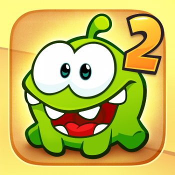 [Android]Cut the Rope 2 v1.0.3 [Головоломка, Аркада, Любой, RUS/MULTI]