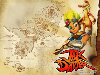 [PS2]Jak and Daxter: The Precursor Legacy [ENG(RUS only sound)|NTSC]