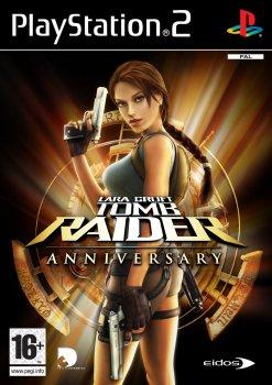 [PS2] Tomb Raider: Anniversary [RUS PAL]