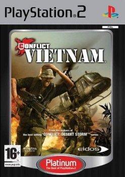 [PS2] Conflict: Vietnam [Full RUS|PAL]