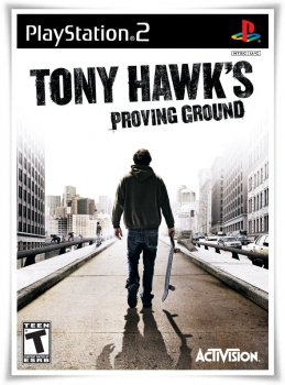 [PS2] Tony Hawk's Proving Ground [ENG|NTSC]
