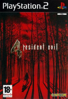 [PS2] Resident Evil 4 (BioHazard) [Full RUS/Multi5|PAL]