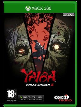 [XBOX360][JTAG/FULL] Yaiba: Ninja Gaiden Z [JtagRip/RUS]