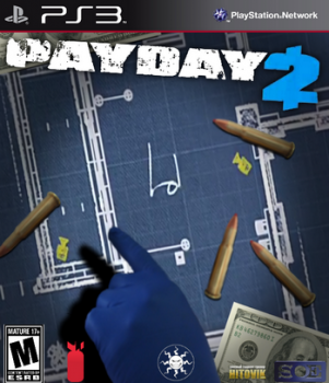 [PS3]PayDay 2 [EUR] [RePack] [2013|Eng]
