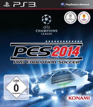 [PS3]Pro Evolution Soccer 2014 [RePack] [2013|Rus|Eng]