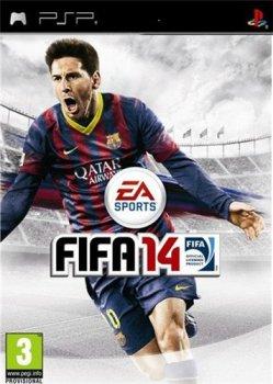 [PSP]FIFA 14 [RUS] (2013) PSP