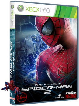 [XBOX360]The Amazing Spider-Man 2 [Region Free/ENG]